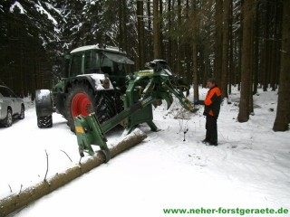 Niab Traktorprozessor 4