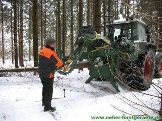 Niab Traktorprozessor 5